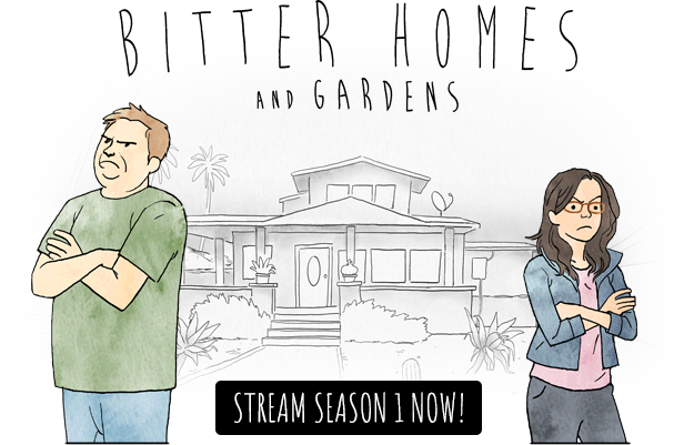 Bitter Homes and Gardens - Season 1 Streaming Now!
